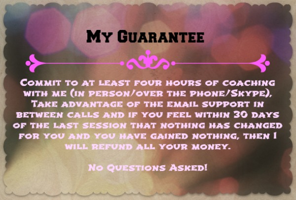 Coaching Guarantee