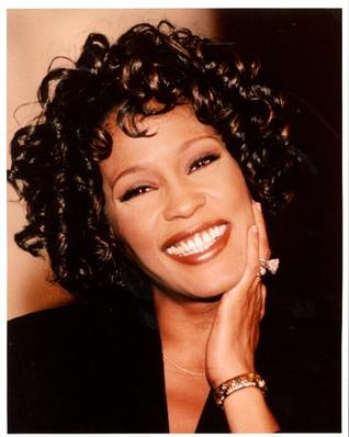 Whitney Houston! A mum in Business