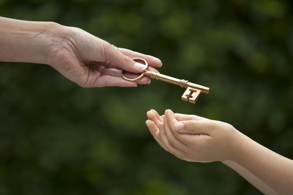 Birthright,  Inheritance, Keys to the Kingdom