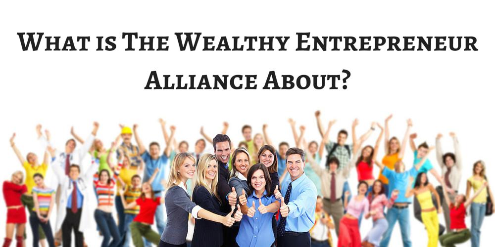 Wealthy Entrepreneur Alliance