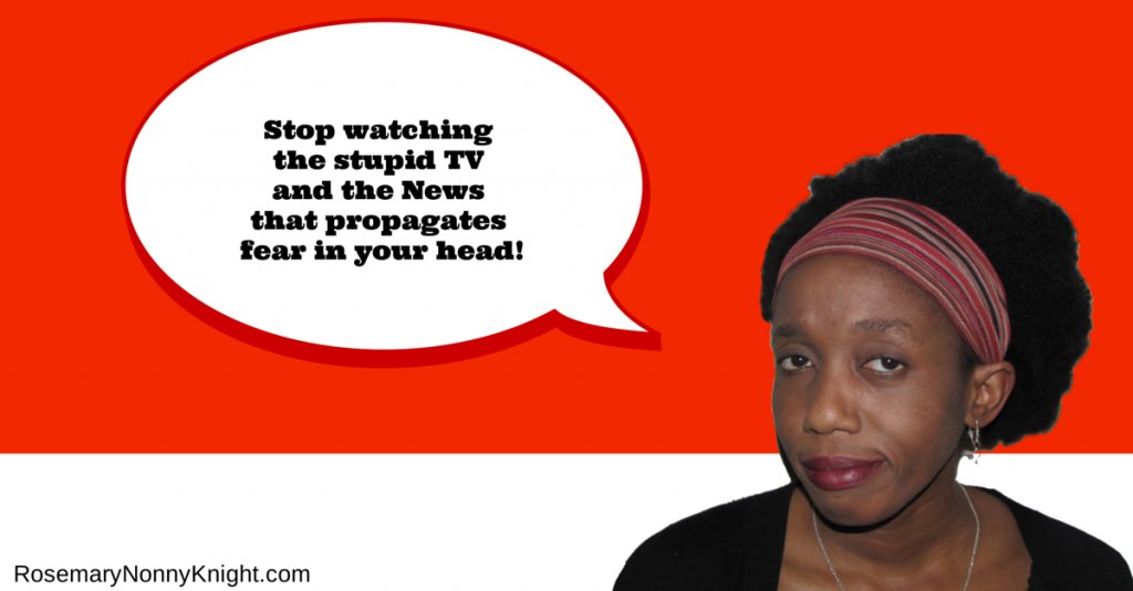 Don't Watch The News