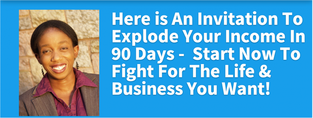 Explode Your Income, Business Coaching