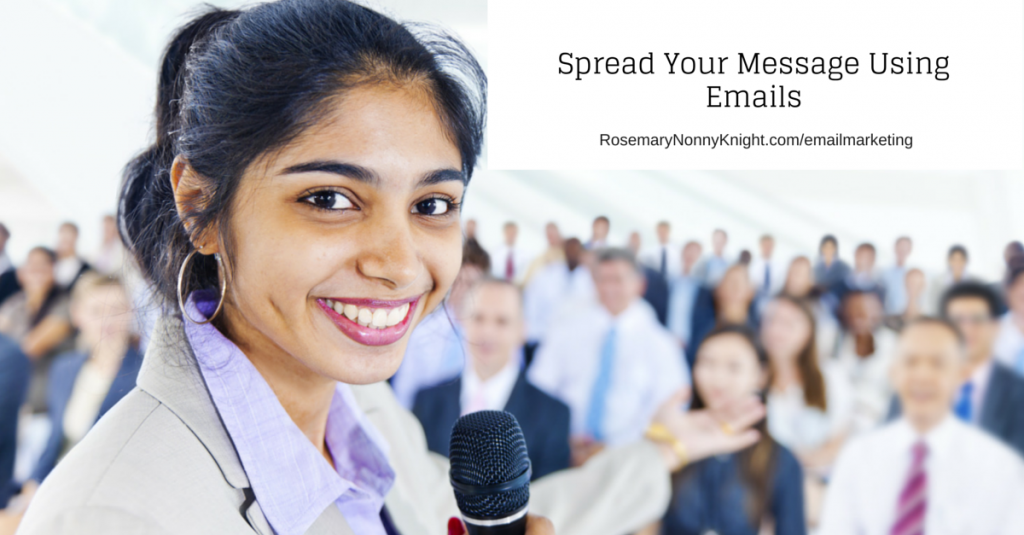 Email Marketing can grow the profits in your business. Find out more... (1)
