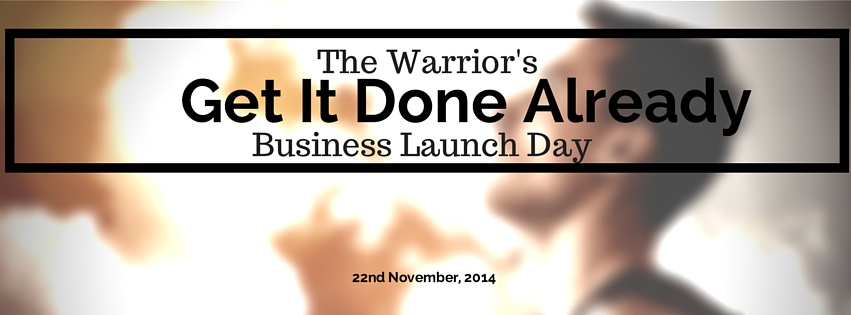 Warrior Business Launch