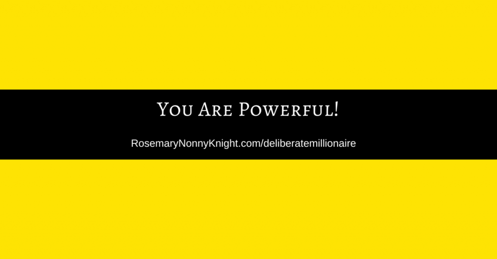 You Are Powerful