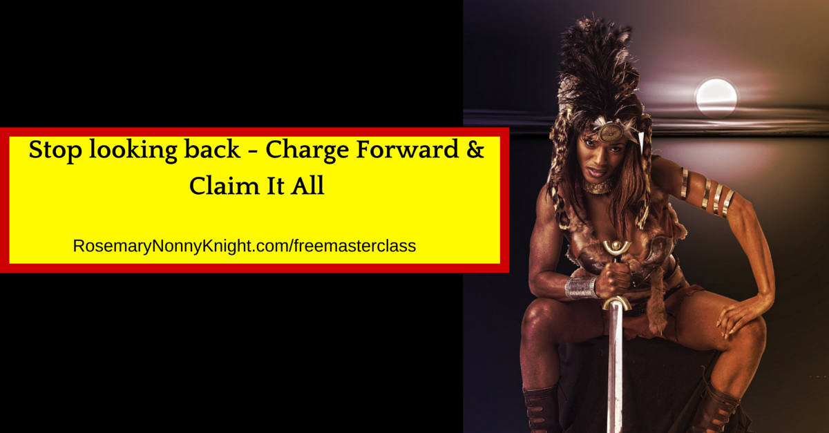 Charge Forward & Take it All