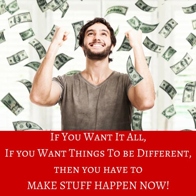 Make Stuff Happen NOw