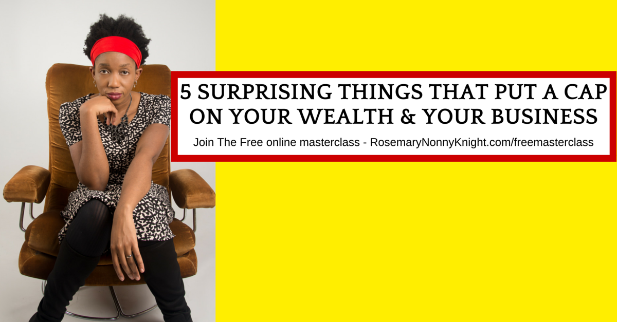 Wealth And Your Business