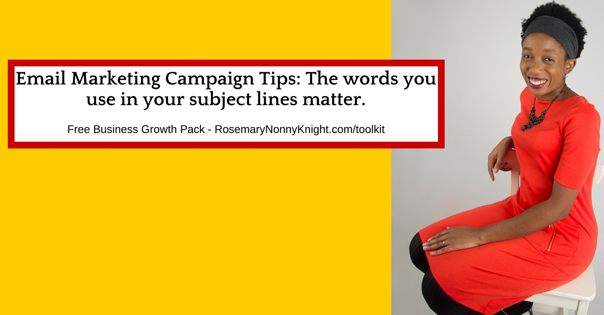 Email marketing Campaign Tips