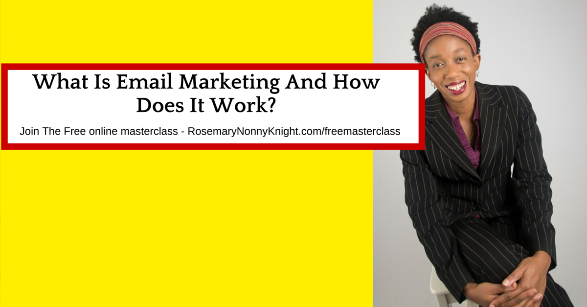 What Is Email Marketing And How Does It Work?