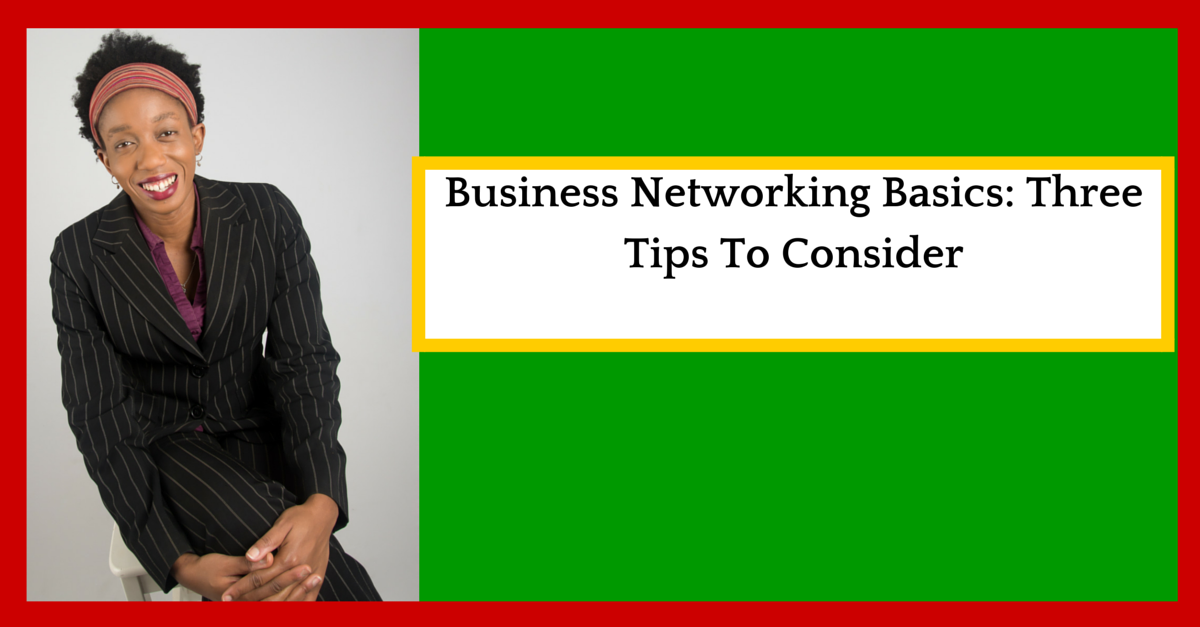 Business Networking Basics