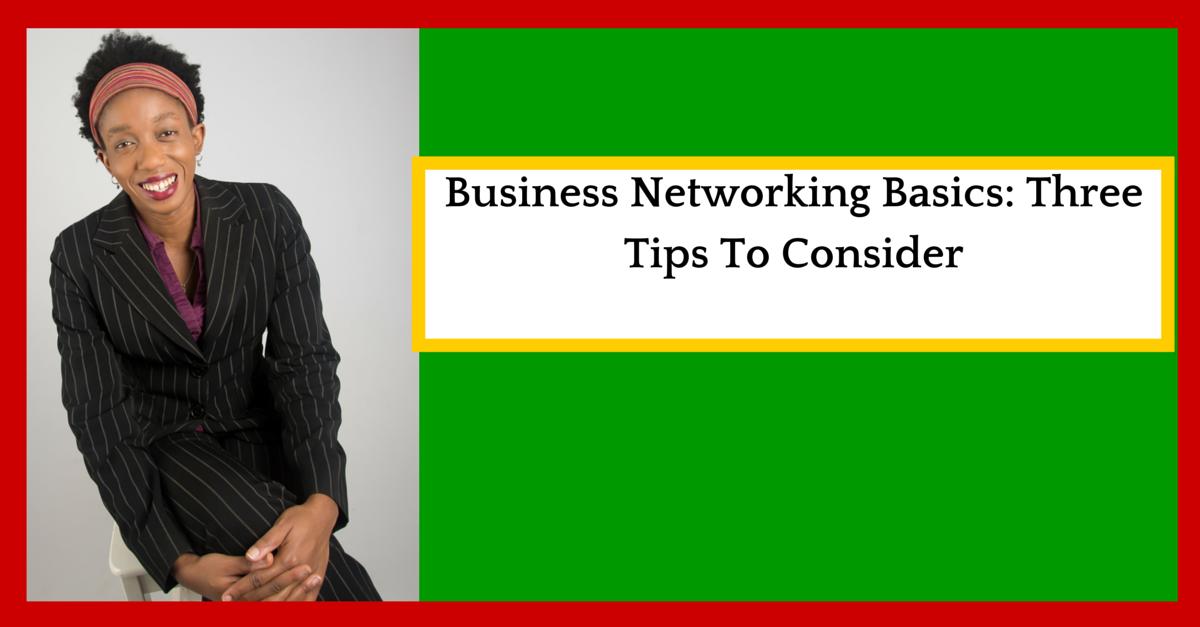 Business Networking Basics