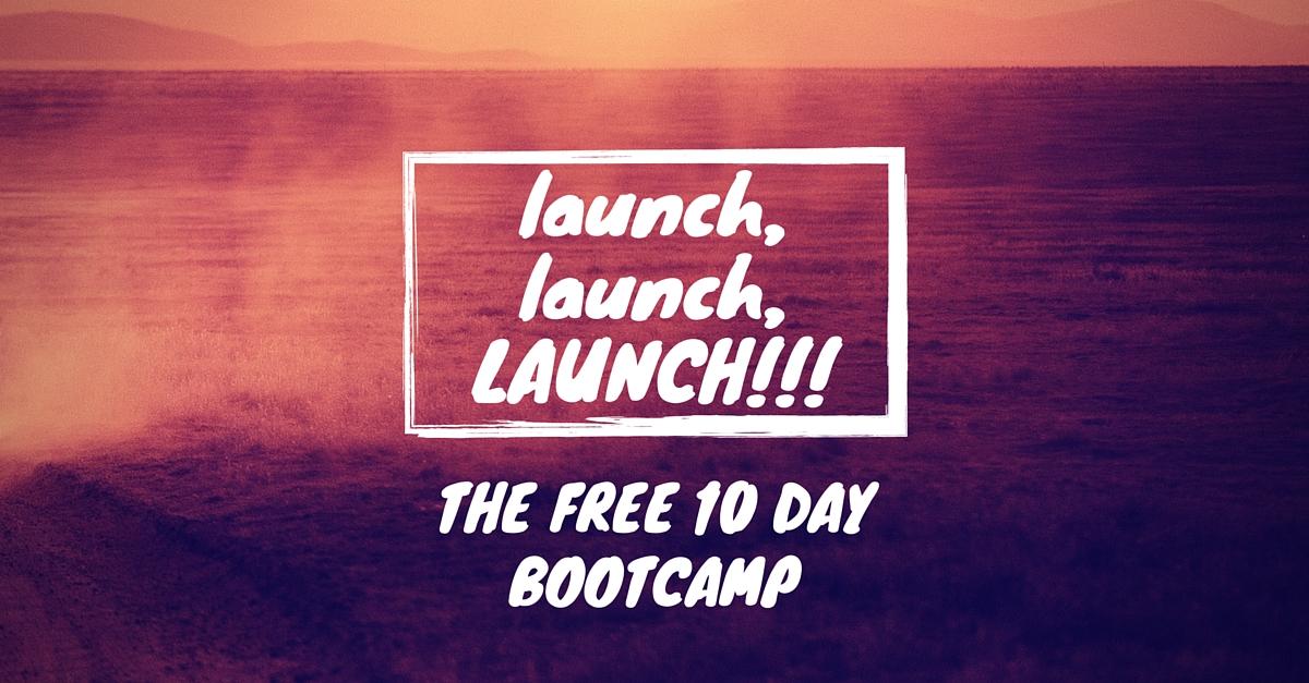 Launch, Launch, Launch!!!!