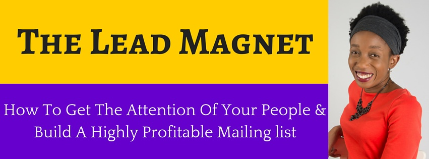 Create your own Lead Magnet