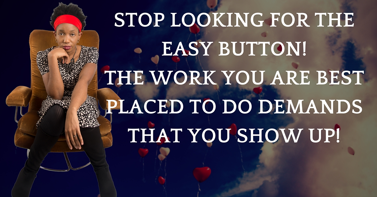 For Push Button Success, Read this…