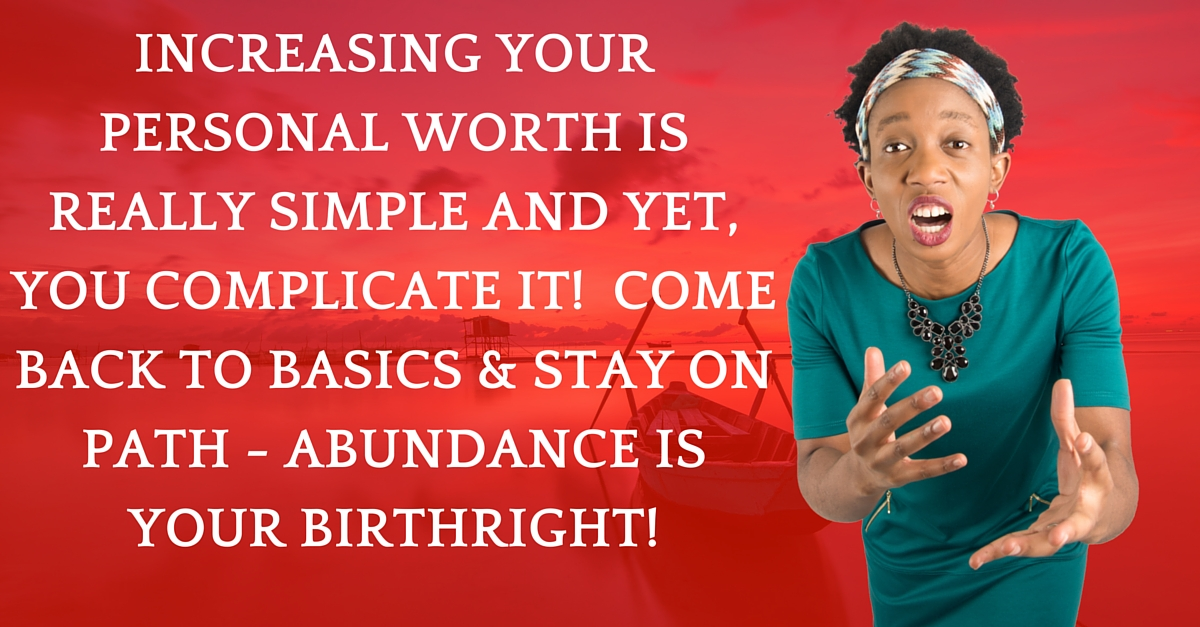This Is The Core Principle For Wealth Creation