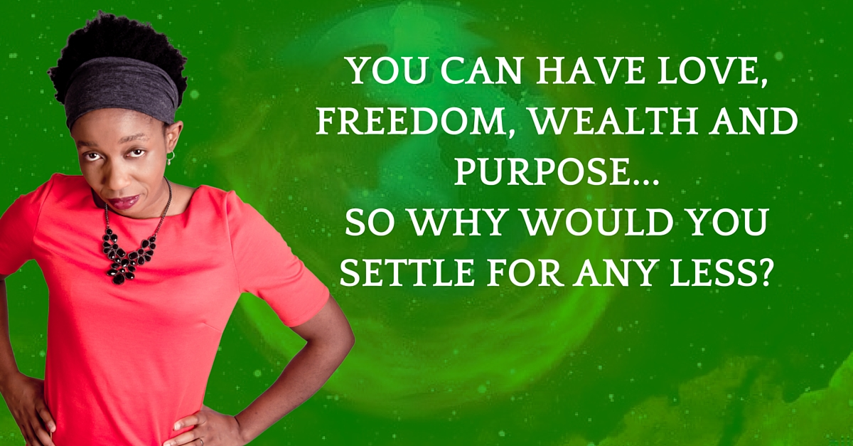 Your internal conflict keeps you trapped – It is time to be free!