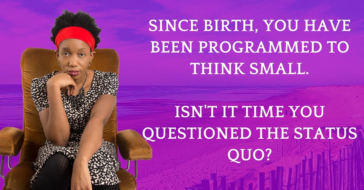 Programmed for lack