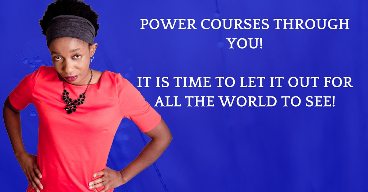 You Are Inherently Powerful