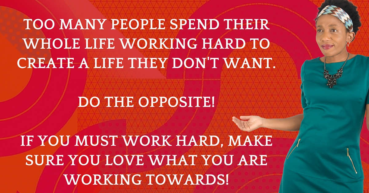 What do you want? Million Dollar Business Or Settled For Life?