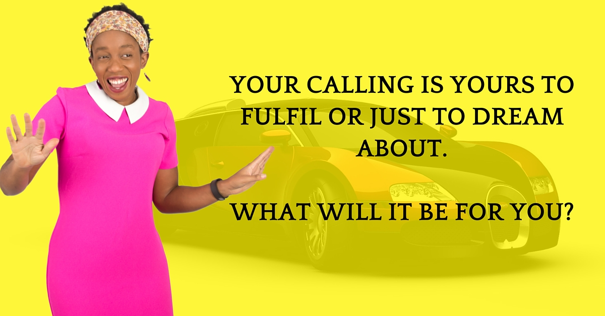 You Do Not Need Permission To Live Out Your Calling