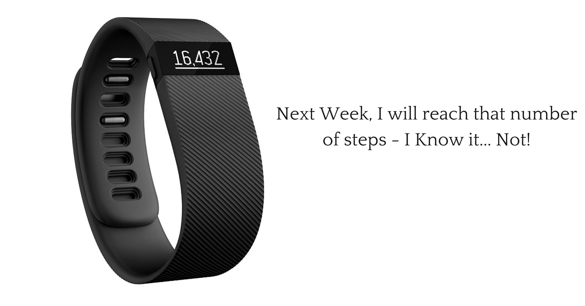My FitBit Charge And I- 5 Reasons To Have One Even If You Are Not The Fittest!
