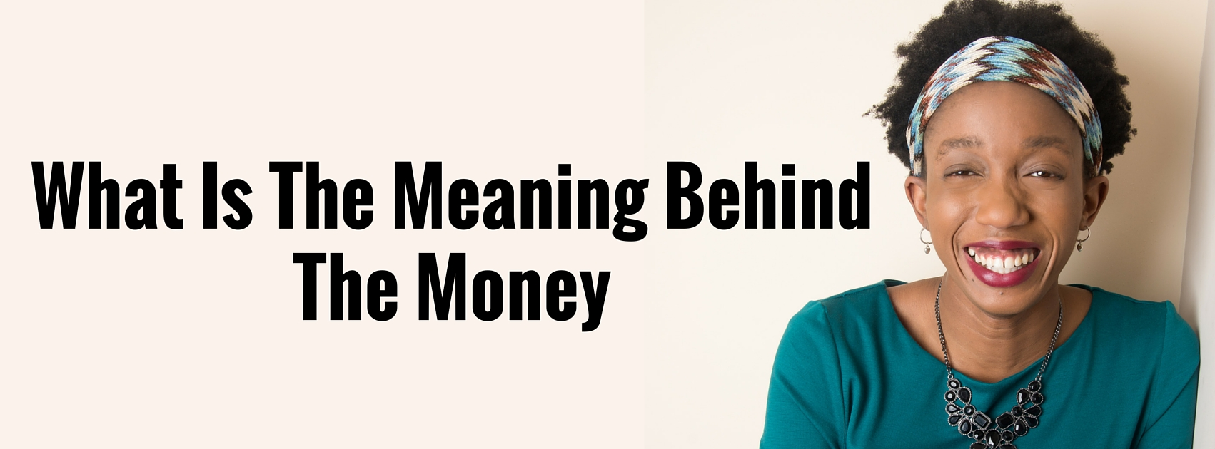 What Is The Meaning Behind The Money – Mp3/Video