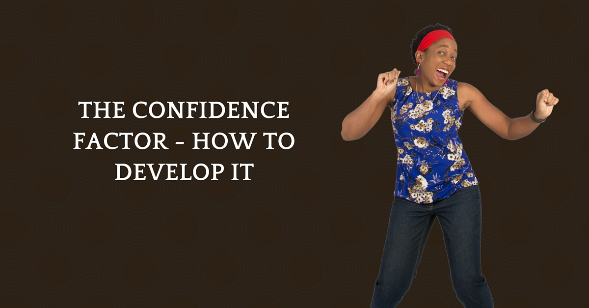The Confidence Factor – How To Develop It – Mp3/Video