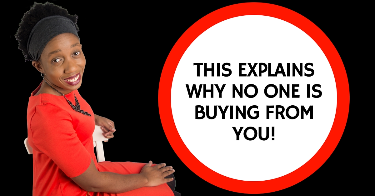 This Explains Why No One Is Buying From You! – Mp3/Video