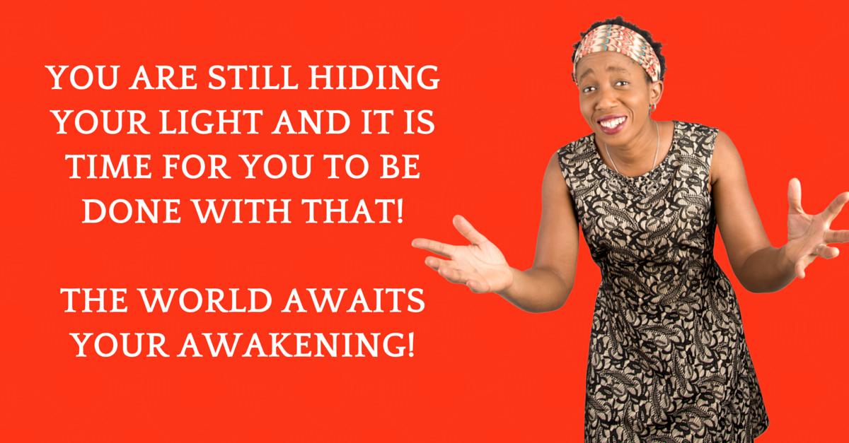 We Are Change-Making, Abundant-Wealth-Creators & WE KNOW IT!