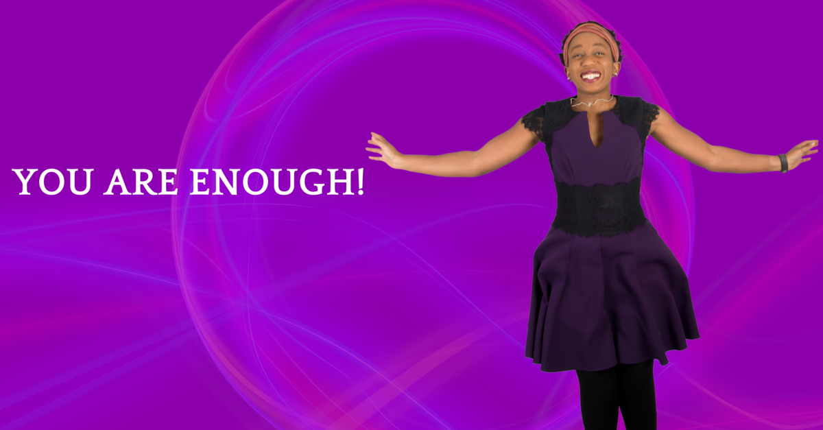 The Story Of You – You Are Enough