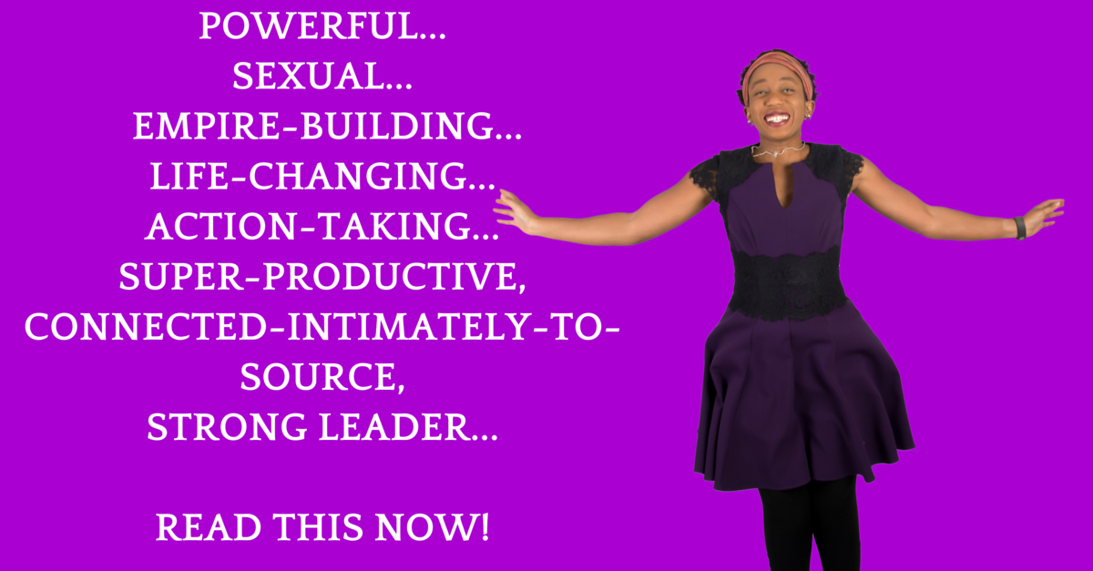 The World Is Full Of Naysayers – Why On Earth Are You Listening To Them, Leader?! You Want It All? Then Get It All!