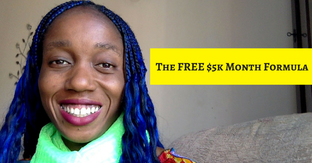 The FREE $5k Month Formula