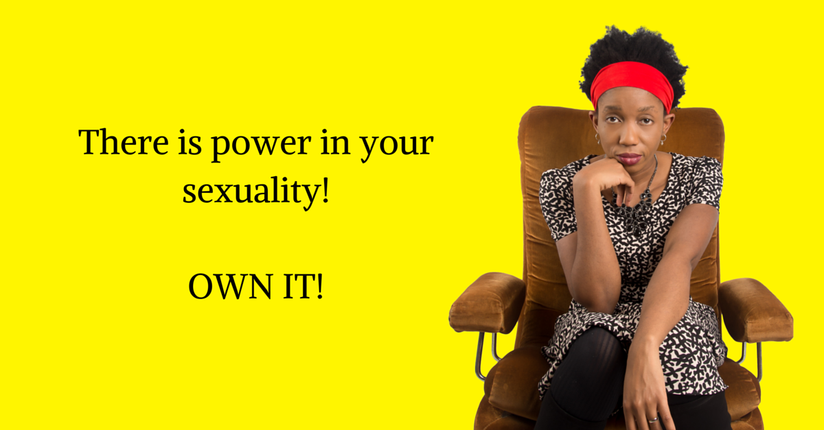 Leader, Your Sexuality Is Powerful – Own It!
