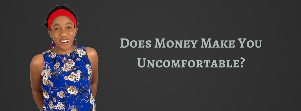 Does Money Make You Uncomfortable? – Mp3/Video