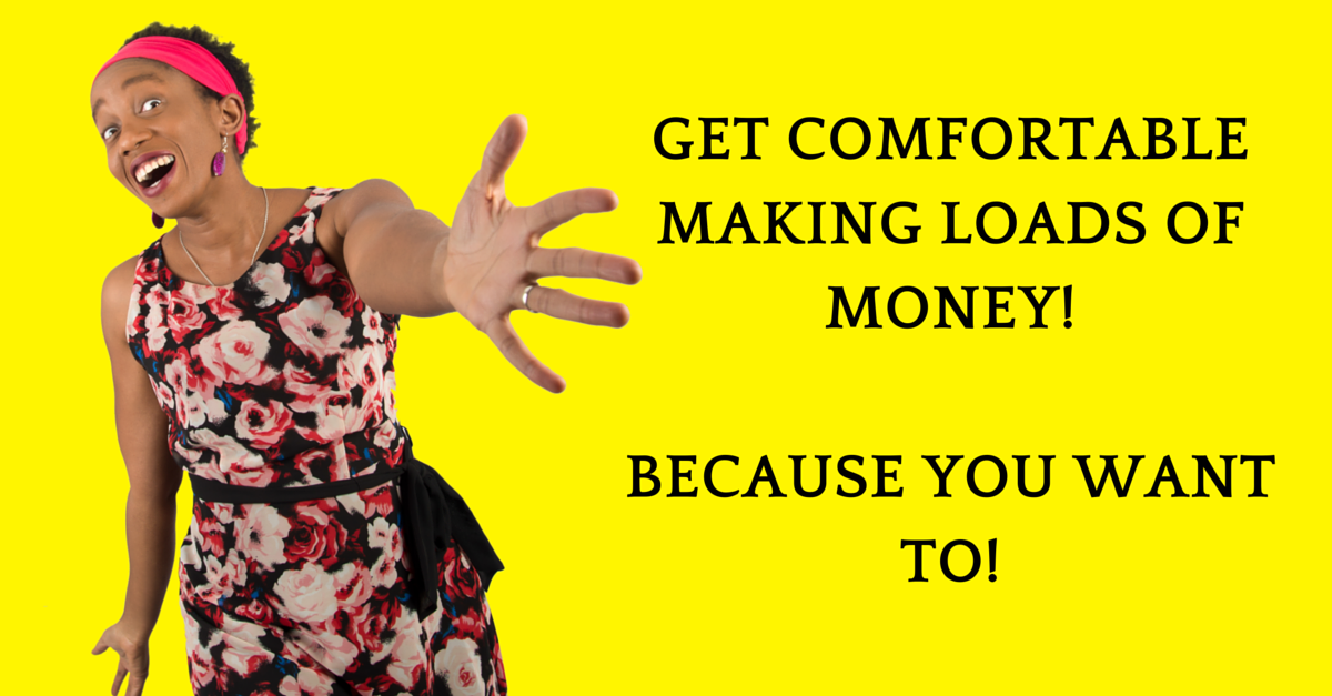 Does Money Make You Uncomfortable?