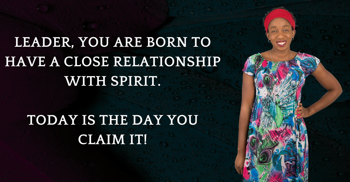 You Are Created For Relationship With The Divine