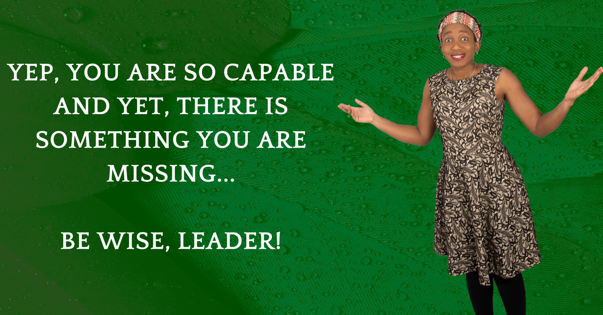 Leader, There Is A Problem & It Is Keeping You Away From Wealth & Impact!