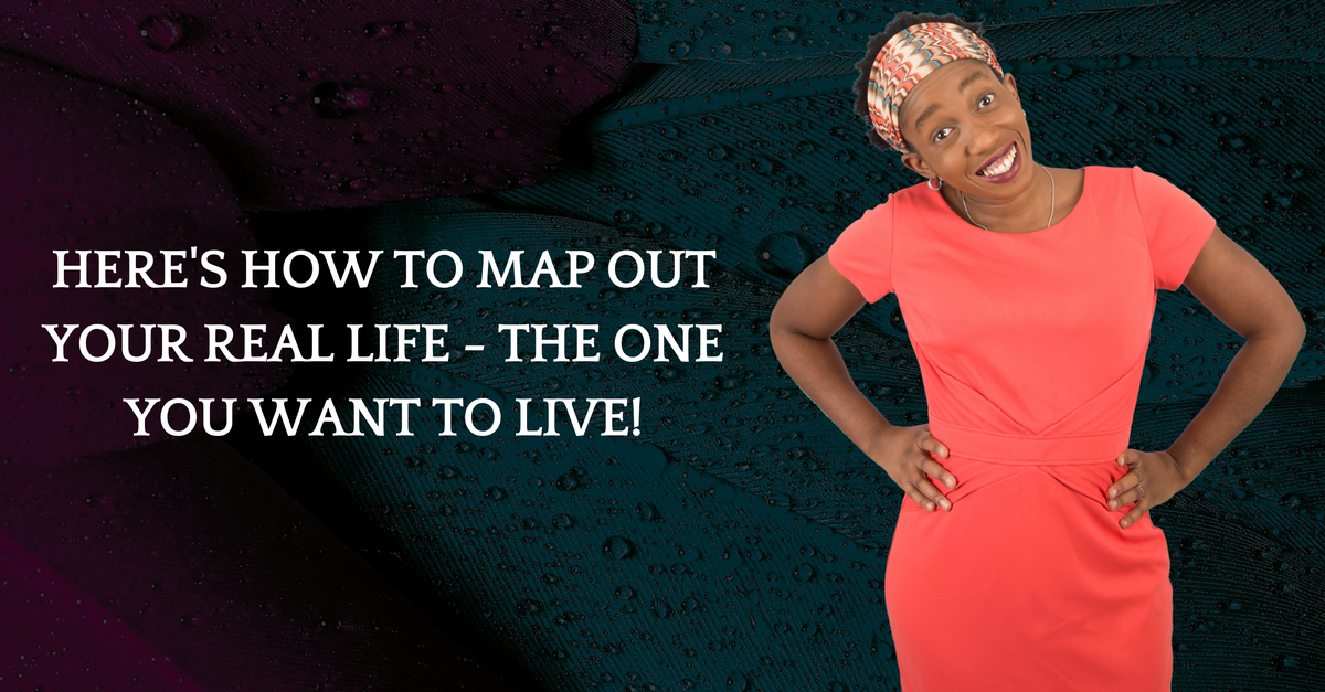 Map Your Real Life Out – What Would YOU Do With £10958.90 Every Day?