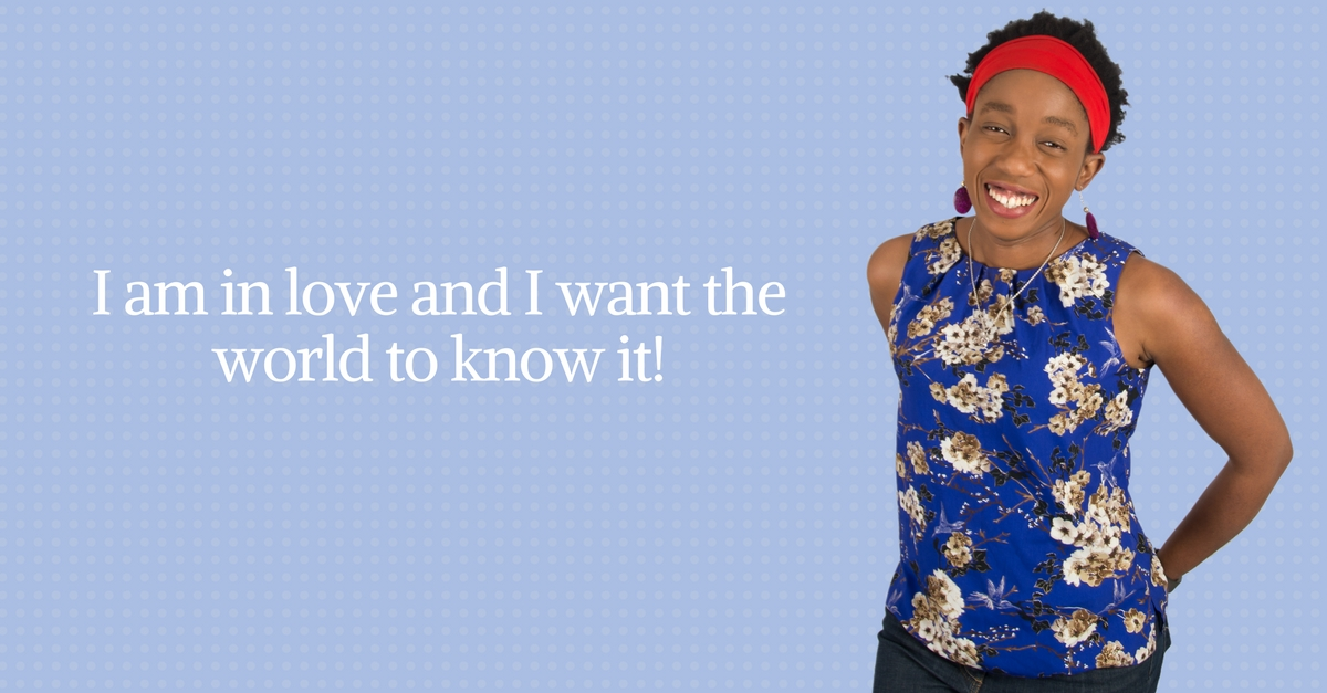 I am in love and I want the world to know it! – Mp3/Video