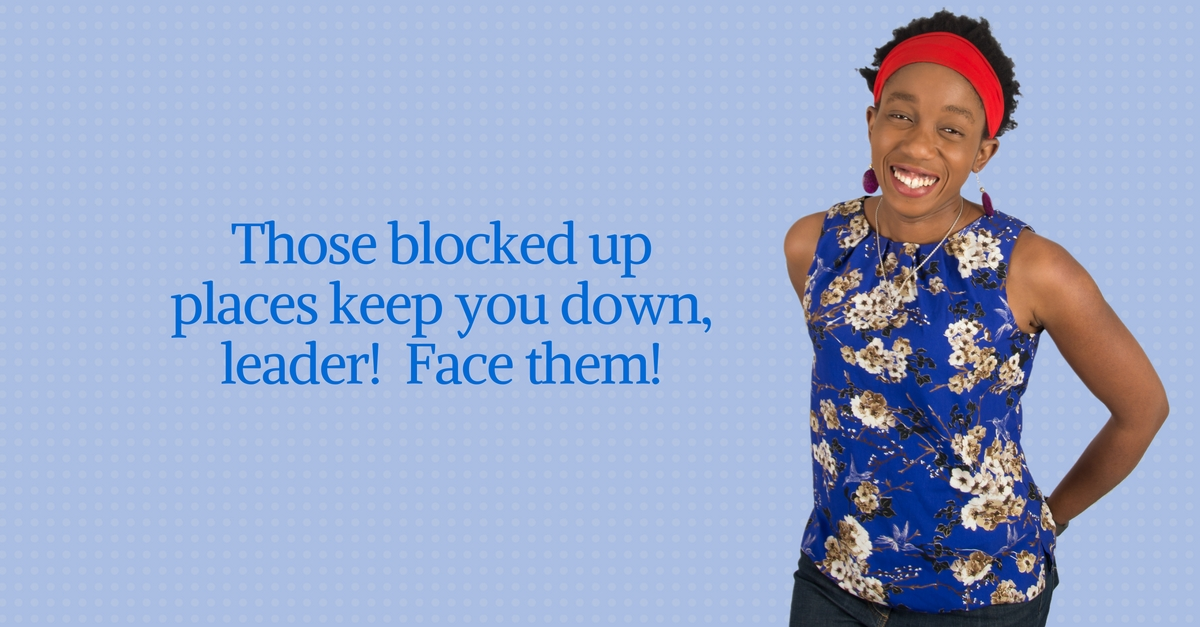 Those blocked up places keep you down, leader!  Face them! – Mp3/Video