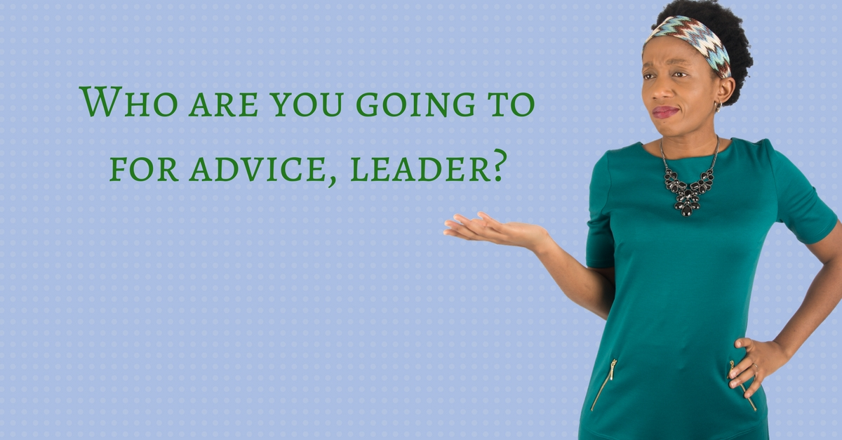 Who are you going to for advice, leader? – Mp3/Video