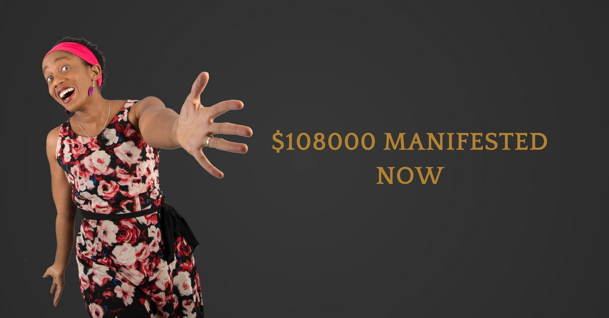 $108000 Manifested now – Mp3/Video