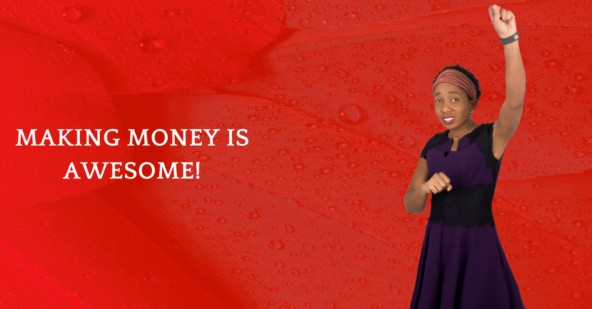 Having Lots Of Money Is Awesome!