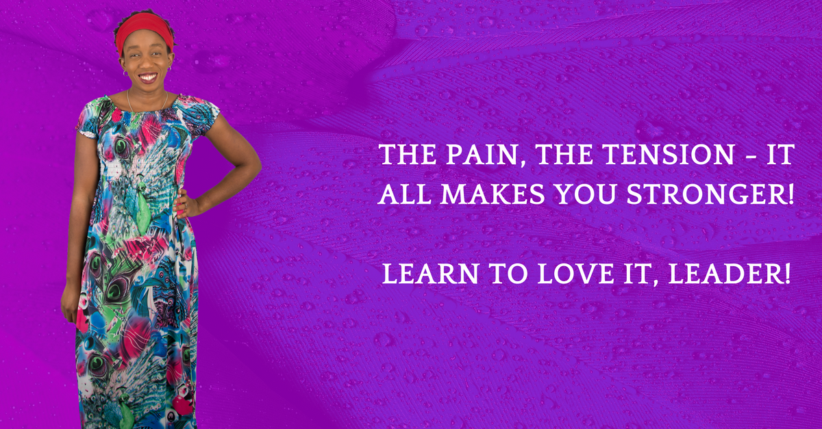 A Little Pain Never Killed Anyone! GO FOR THE WIN!