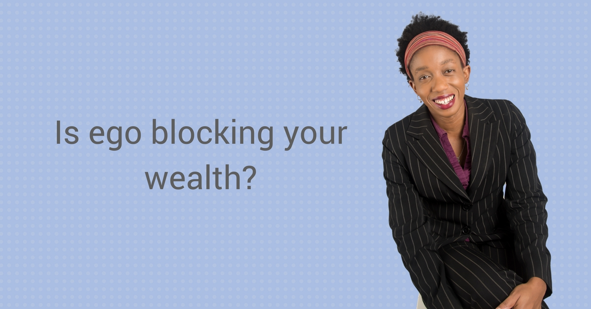 Is ego blocking your wealth? – Mp3/Video