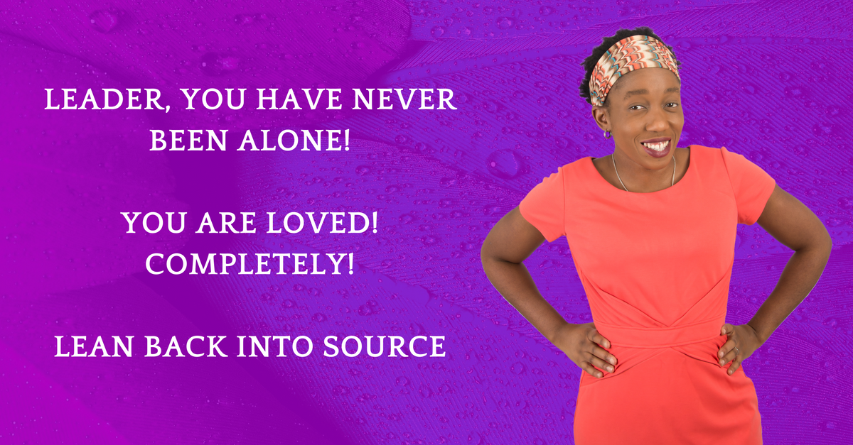 You Have Never Been Alone – Tap Back Into Love! More Impact, Income, Intimacy Is Found There