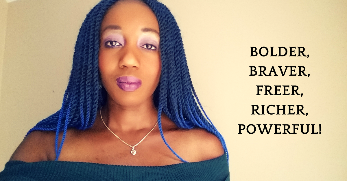 Bolder, Braver, Freer, Richer, Powerful – The Path Of The Spiritual Maverick!