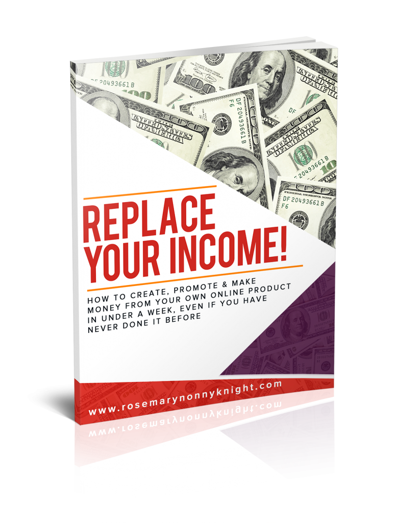 Relace your income with online business