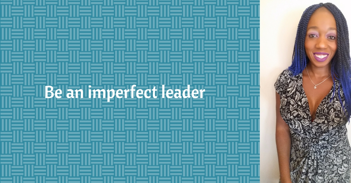 Be an imperfect leader – Mp3/Video